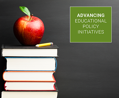 Advancing educational policy initiatives