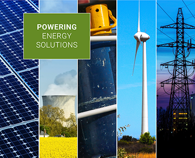 Powering energy solutions