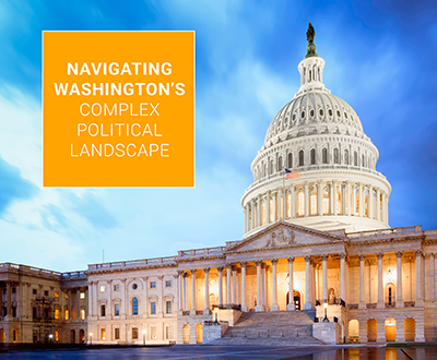 Navigating Washington's complex political landscape